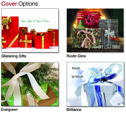 Holiday Cover Options